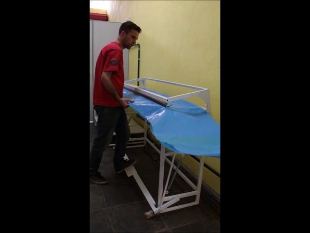 Isamaq Seladora - Vídeo Seladora Solda Banner