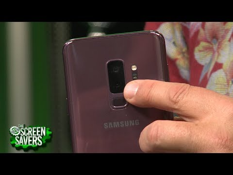 The New Screen Savers 148: Hands-on with the Samsung Galaxy S9+