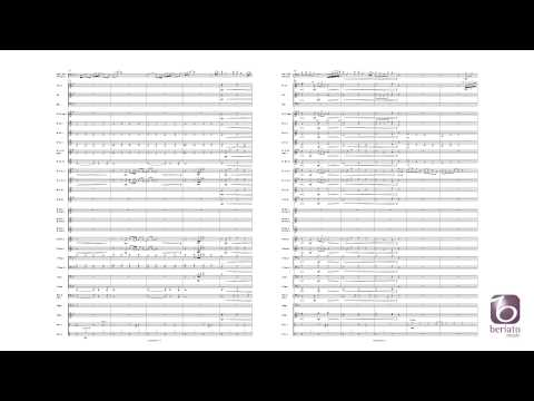 Facedown - for C/Bb Baritone - Euphonium solo and Concert Band