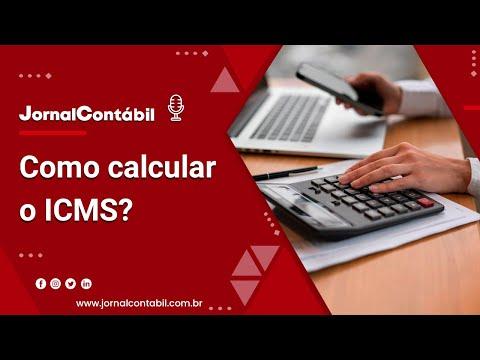 Como calcular o ICMS?