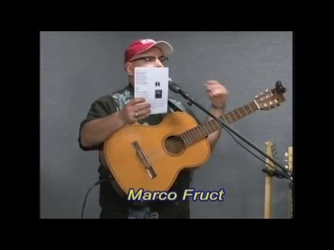 POETICS: Marco Frucht On TV. Atlantic Broadband 9jan16