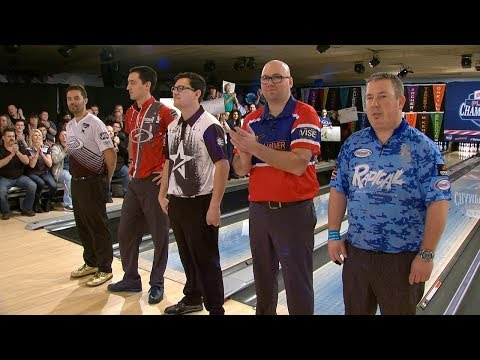 2018 Barbasol PBA Players Championship Stepladder Finals