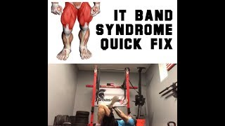 ITB Syndrome Quick Fix | SmashweRx | Trevor Bachmeyer