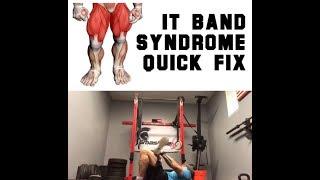 ITB Syndrome Quick Fix | SmashweRx | Trevor Bachmeyer