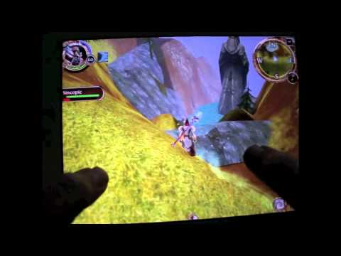 Order and Chaos Online for iPhone/iPod/iPad/Droid Episode 19 - News and Huge Glitch
