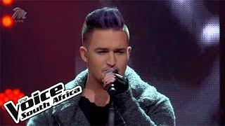 Jono Johansen: 'Whataya Want from Me' | Live Round 5 | The Voice SA