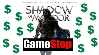 I Returned Shadow of Mordor to Gamestop, Not Worth My Time/Money!