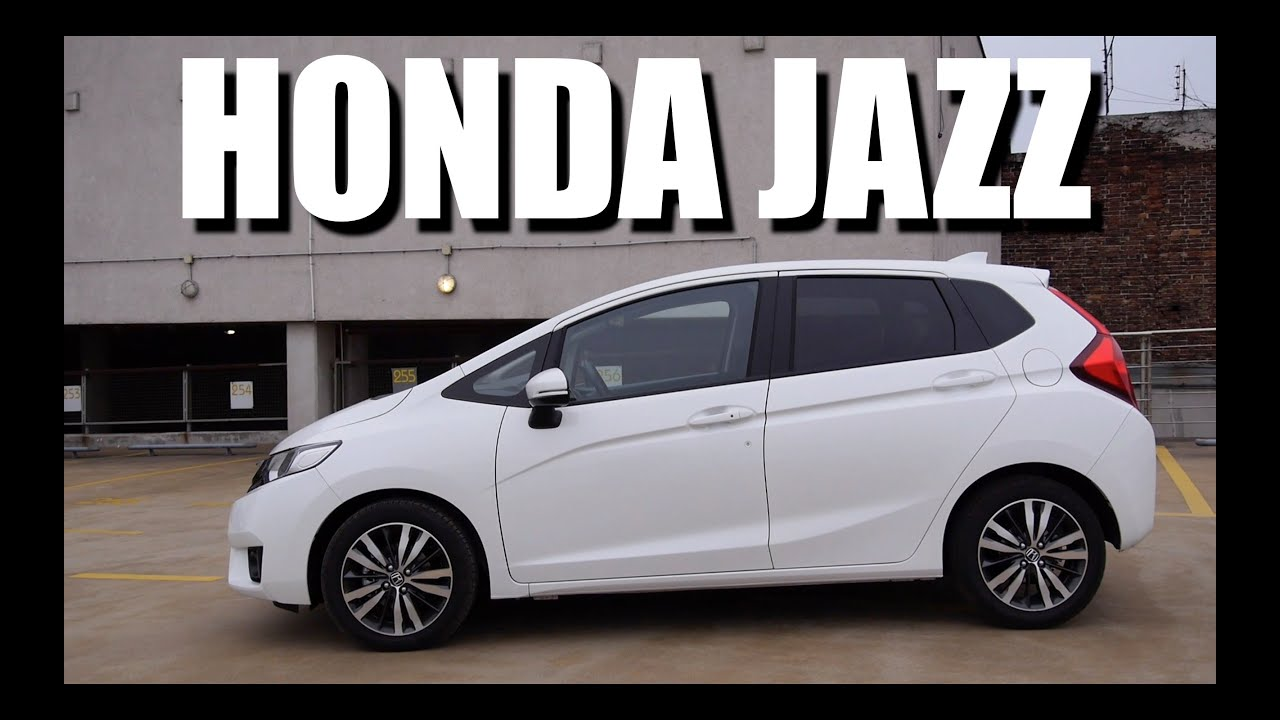 honda jazz fit 2015 eng test drive and review youtube. Black Bedroom Furniture Sets. Home Design Ideas