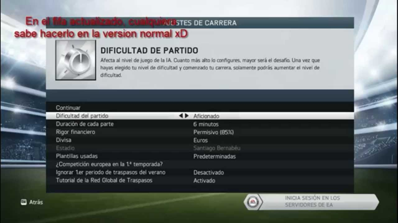 Descargar plantillas actualizadas Fifa 14 Pc Mediafire - YouTube
