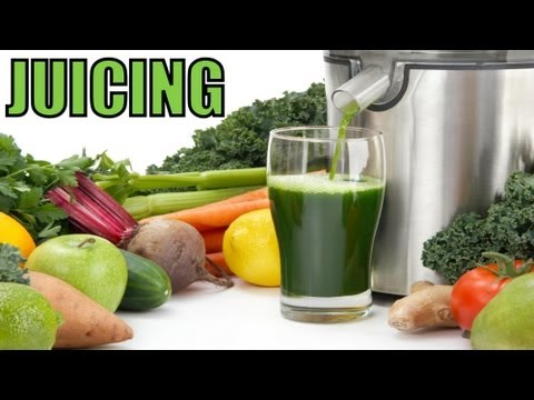 Juicing & Blending For Health