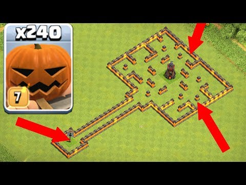 NO ONE MAKES IT OUT ALIVE!! | Clash Of Clans | TOWER POWER MAZE!!
