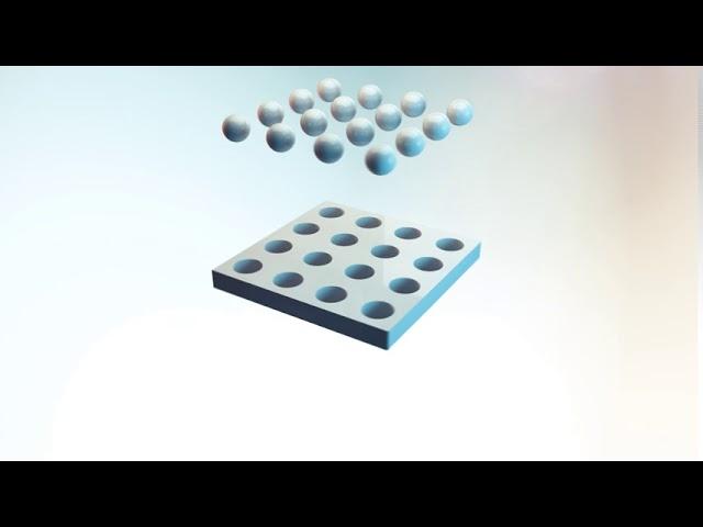 Art Live Stream : Satisfying Looping Spheres