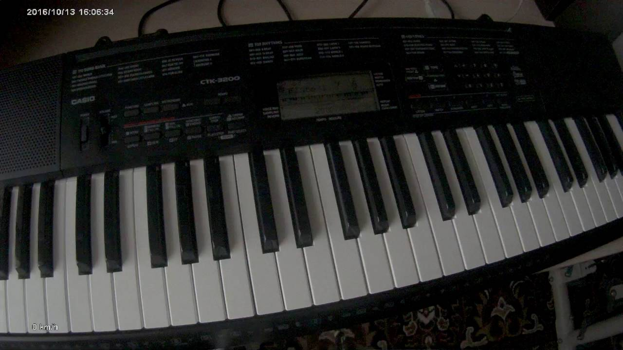 alvaro soler sofia casio ctk 3200 piano tutorial part 2 youtube. Black Bedroom Furniture Sets. Home Design Ideas