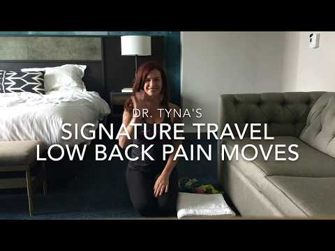 Dr. Tyna's Signature Travel Low Back Pain Moves