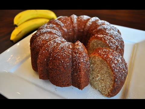 💖 Banana Bread Recipe Moist By Mommy Is A Chef Episode 52