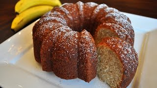 Banana Bread Recipe Moist by Mommy Is A Chef Episode 52
