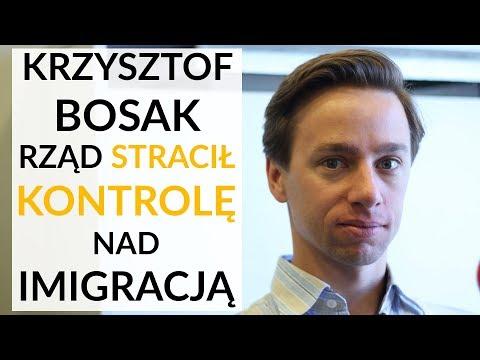 Bosak: Rząd nie panuje nad imigracją. Straciliśmy kontrolę nad polską polityką migracyjną