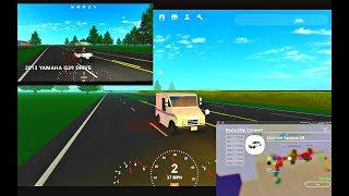 Roblox Greenville Beta WI, 3 New Cars + Bloopers