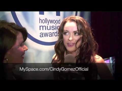 Cindy Gomez , Hollywood Music Awards