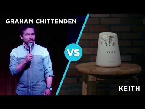 Graham Chittenden VS Keith - SiriusXM Top Comic 2017