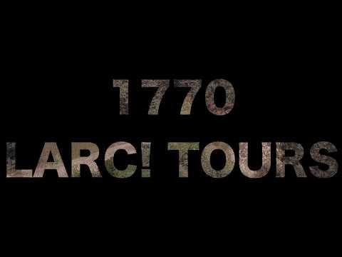 1770 LARC! TOURS [DJI MAVIC PRO] - BUSTARD BAY - 4K