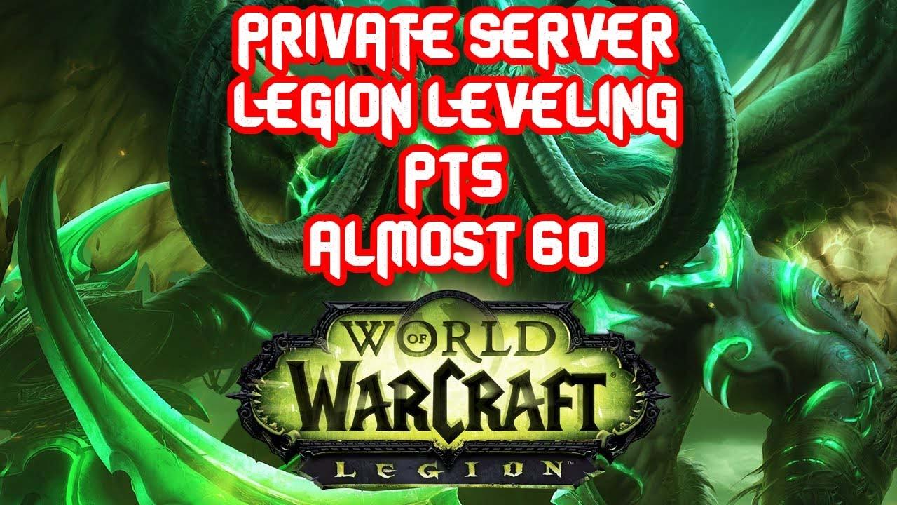 Legion Privat Server