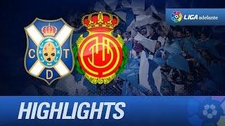 Resumen de CD Tenerife (0-0) RCD Mallorca - HD