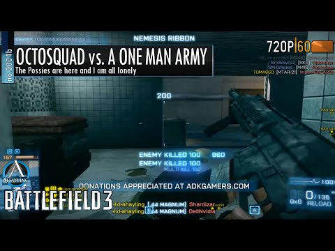 Battlefield 3 - 0004b - Brief One Man Army For the Moment