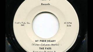 THE FADS featuring RUDOLF B. - My poor heart - TEMP-O