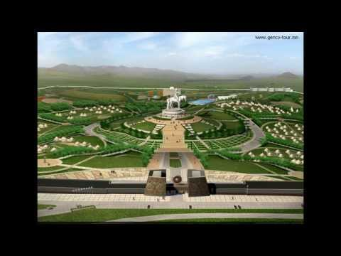 Genghis Khan Mausoleum - Inner Mongolia and Northern China - China