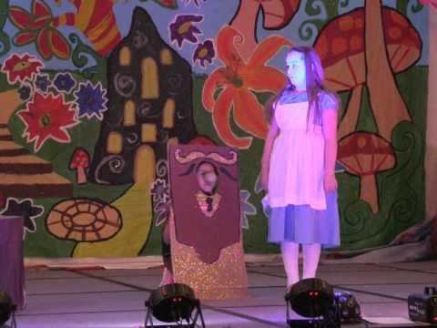 GRPS Coit Creative Arts Academy - Alice In Wonderland