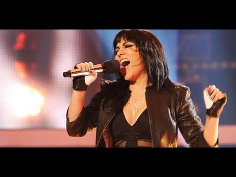 "Jennel Garcia ""I Love Rock N' Roll"" - Live Week 2 - The X Factor USA 2012"
