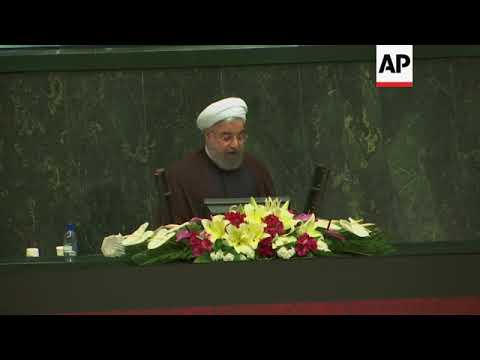 Rouhani makes threat over Iran nuclear programme