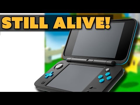 Nintendo Say the 3DS Isn't Dead!