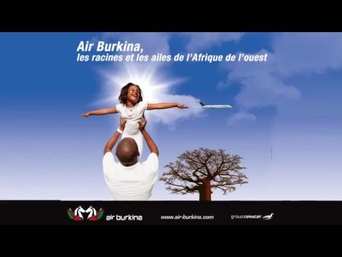 Film Institutionnel - Air Burkina