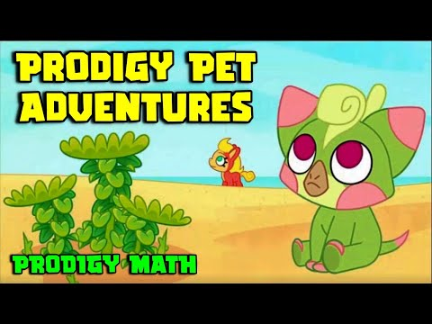 Prodigy Pet Adventures New Episode 3 Battle Vs My Classmates Youtube