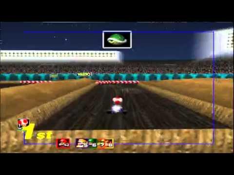 Mario Kart 64 Race - All Cups 150cc No Skips