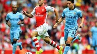 ارسنال ضد مانشستر سيتي الأهداف 2-2 § Arsenal vs Manchester City goals and best moments 2-2
