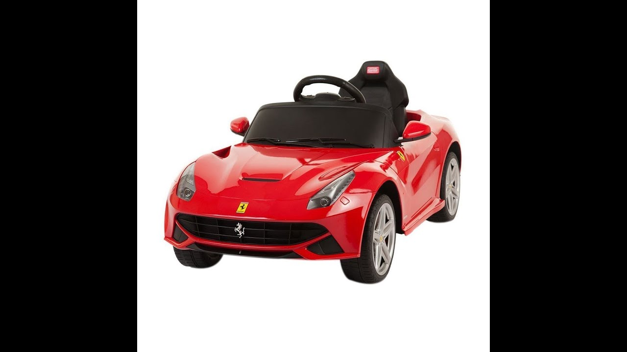 Compact Cars Battery Operated Experience On Toys