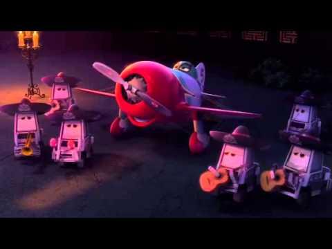 Love Machine - El Chupacabras (Planes)