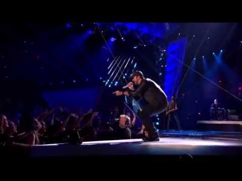 Luke Bryan - Kiss Tomorrow Goodbye - Live - ACA2012