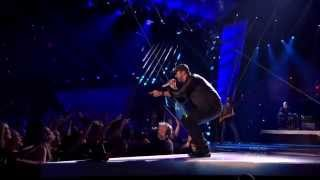 Luke Bryan - Kiss Tomorrow Goodbye - Live - ACA  2012