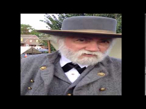 An Interview with General Robert E. Lee