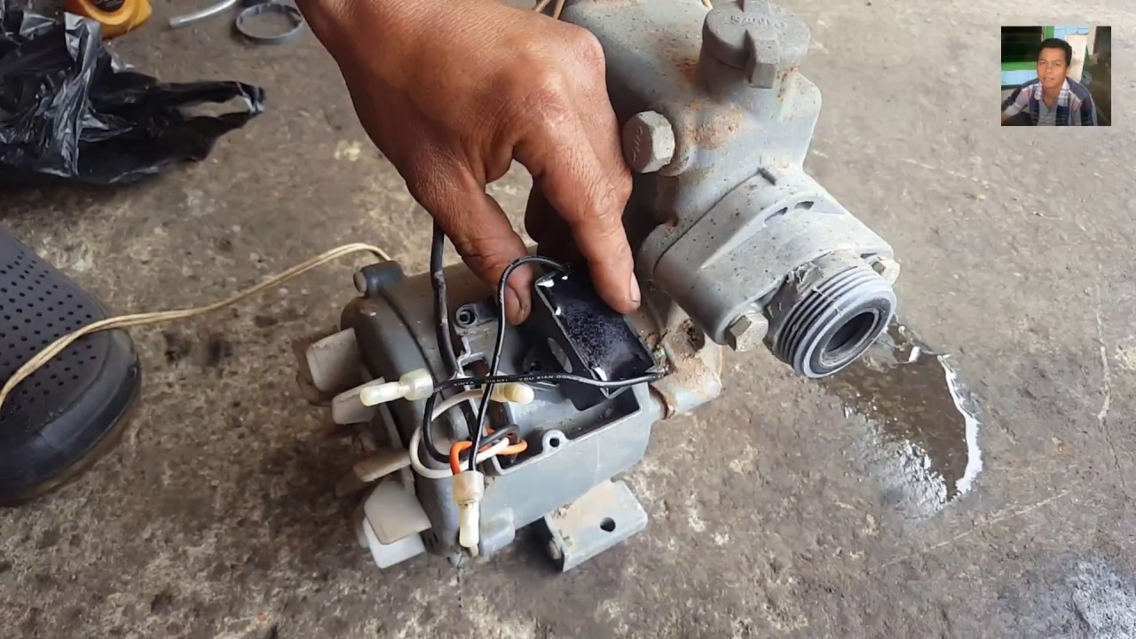 Cara Memperbaiki Pompa Air Yang Tidak Dapat Naik Airnya