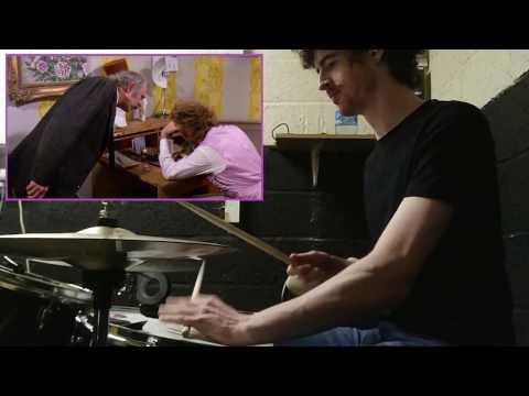 Willy Wonka w/drums
