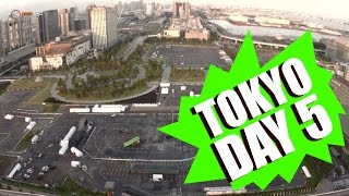 D1 Tokyo GP (Russian Team) # 5 DAY