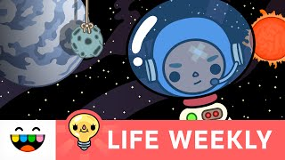 Travel To Space in Toca Life: City | Life Weekly | @TocaBoca