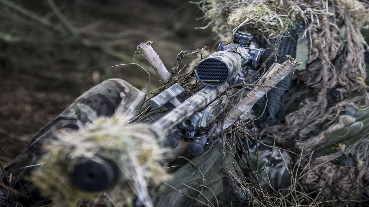 US Army – Mountain Rifleman Course is to Train Snipers