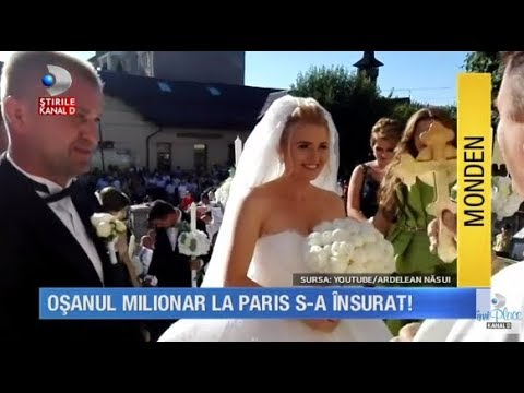 Stirile Kanal D (02.08) - Patrick, osanul milionar de la Paris, S-A INSURAT!