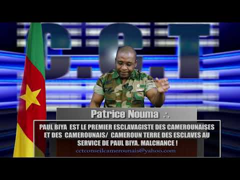 PAUL BIYA  PREMIER ESCLAVAGISTE AU CAMEROUN PART 3